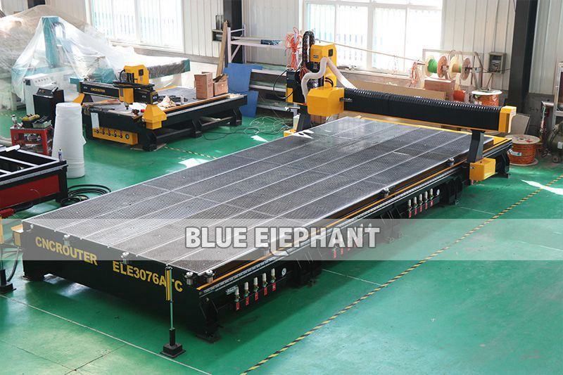 ELECNC-3076 Large Working Size ATC CNC Router02