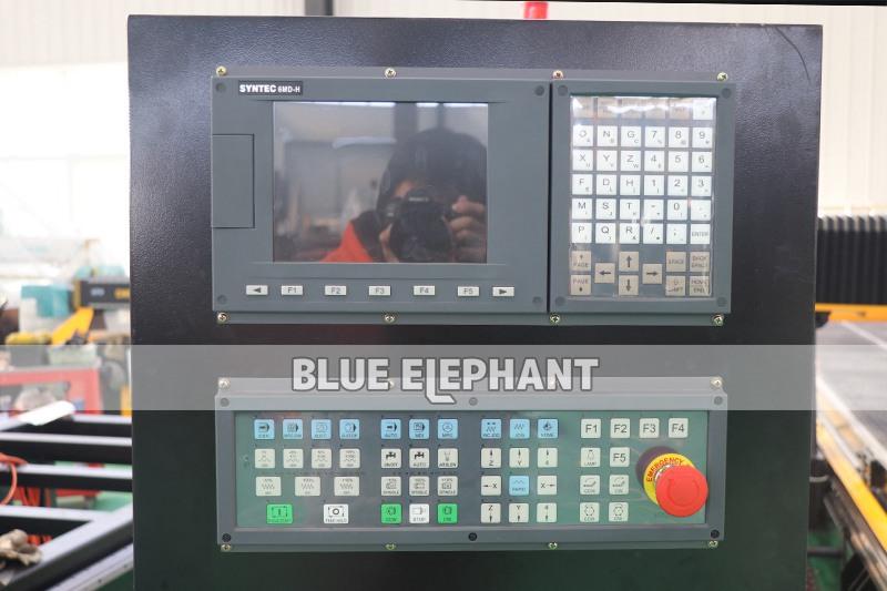 ELECNC-3076 حجم العمل الكبير ATC CNC Router05