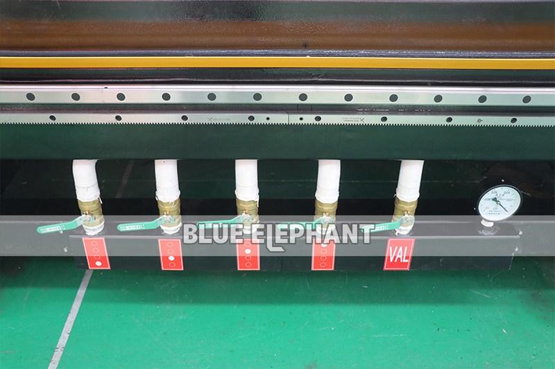 ELECNC-3076 حجم العمل الكبير ATC CNC Router06
