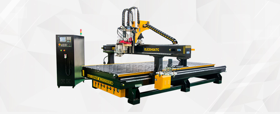 2040 atc drilling machine with carousel tools magazines