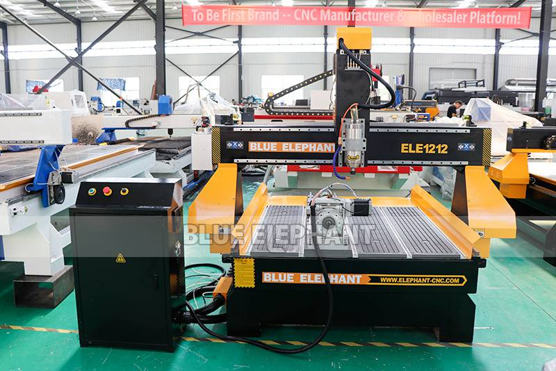 ELECNC-1212 Mini CNC Router for Carving Wood (7)