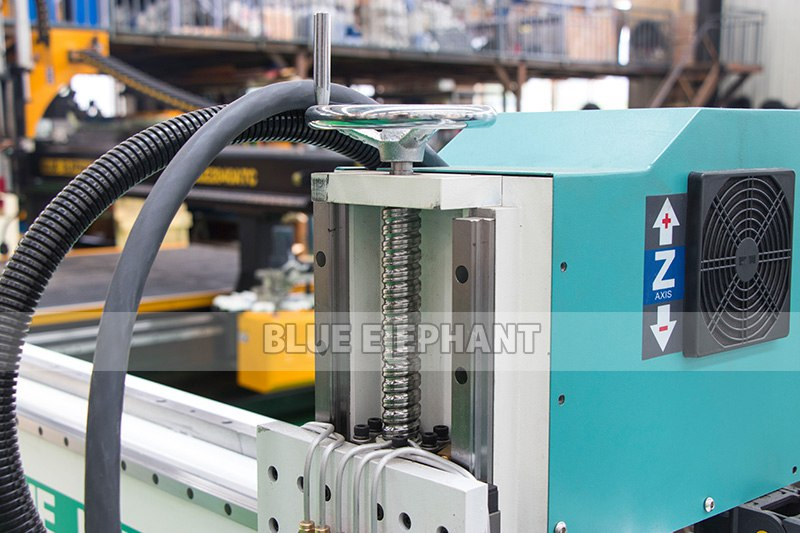 ELECNC-1530 CNC Plasma Cutting Machine for Sale (2)