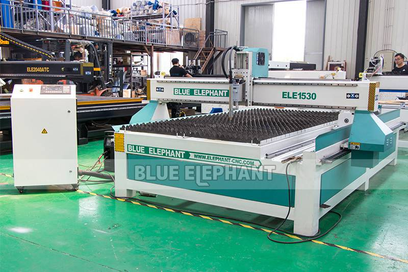 ELECNC-1530 CNC Plasma Cutting Machine for Sale (8)