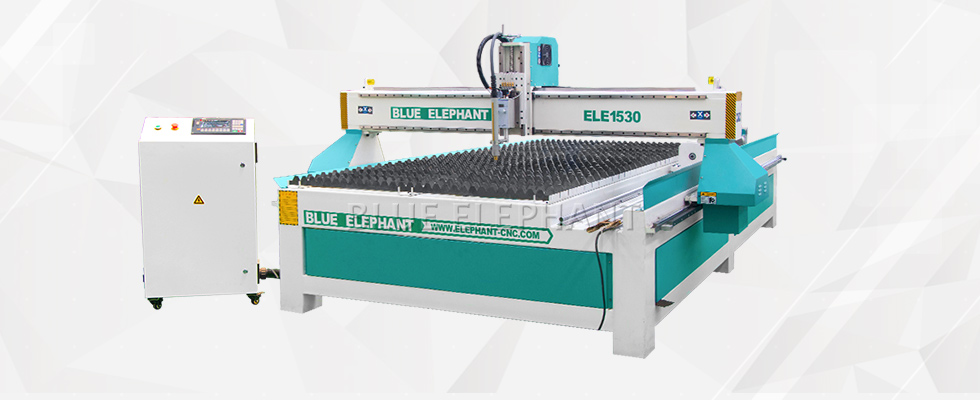 ELECNC-1530 CNC Plasma Cutting Machine for Sale (9)