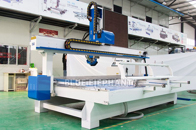 ELECNC-3015 Linear ATC CNC Router with Large Working Size (7)