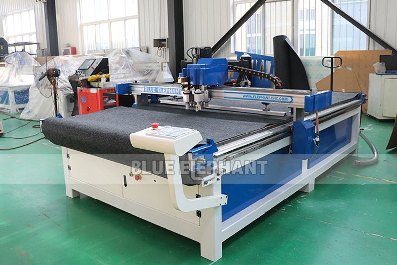 leather cutting machine with cnc oscillating knife 03