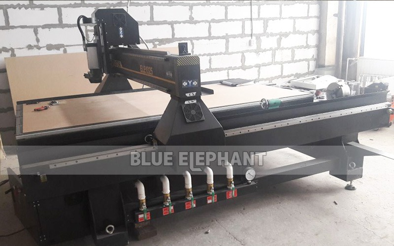 Customer's Feedback—CNC Router 1325 with Rotary Device (8)