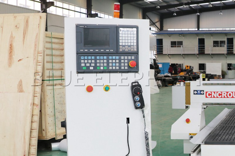 Máquina de enrutamiento de madera CNC ELECNC-1530 3 Axis (11)