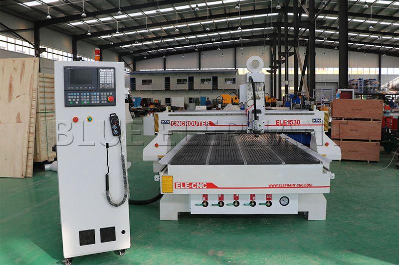 Máquina de enrutamiento de madera CNC ELECNC-1530 3 Axis (5)