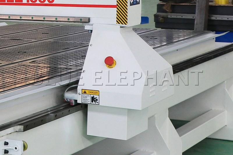 Máquina de enrutamiento de madera CNC ELECNC-1530 3 Axis (6)