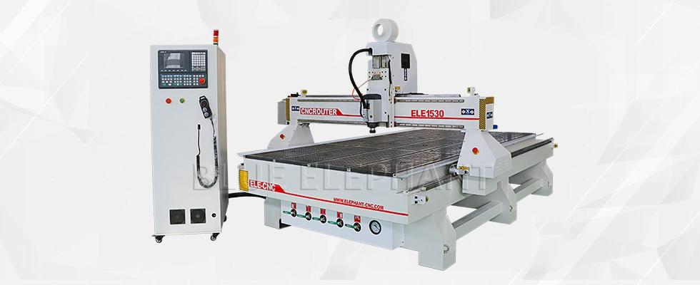 Máquina de enrutamiento de madera CNC ELECNC-1530 3 Axis (7)