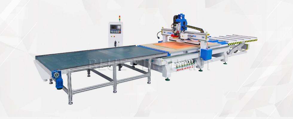 ELECNC-1530 CNC-Nesting-Bearbeitungszentren für Holzmöbel (2)