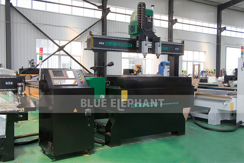 ELECNC-1530 Multi-head CNC Machine for Woodworking (12)