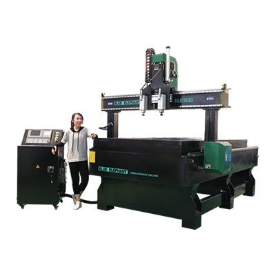 ELECNC-1530 Multi-head CNC Machine for Woodworking (9)