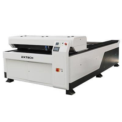 Mischschneider-Lasergravurmaschine für Holz, Acryl und Metall