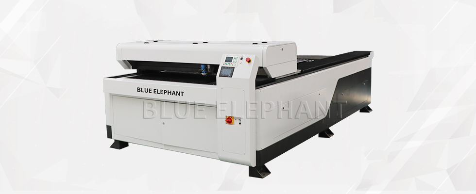 Chinese Factory Supply ELECNC 1325 Laser Mixed Cutter