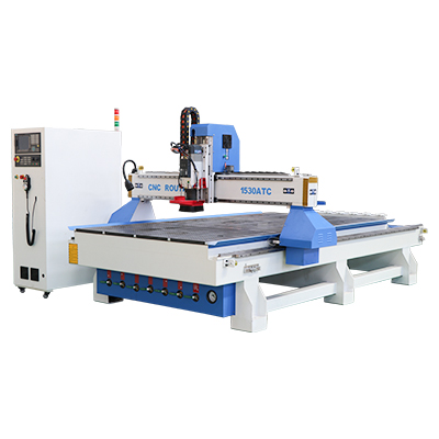 ELECNC-1530 3 Axis ATC Woodworking machine with Linear Tool Changer (6)