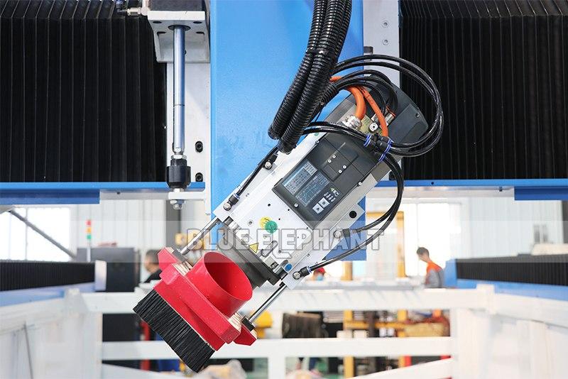 ELECNC-1530 4D Machine de gravure CNC ATC à mousse EPS pour modèles d'avion en bois (2)