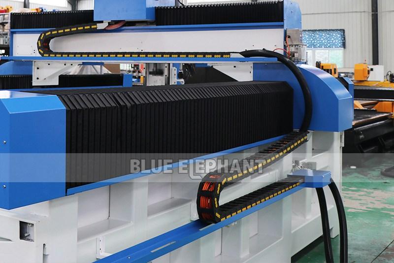 ELECNC-1530 4D Machine de gravure CNC ATC à mousse EPS pour modèles d'avion en bois (5)