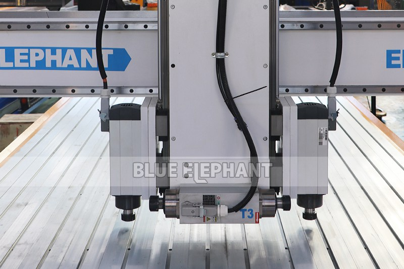 ELECNC-1530 Three Processes Multi Head CNC Router Machines voor houten meubilair (2)