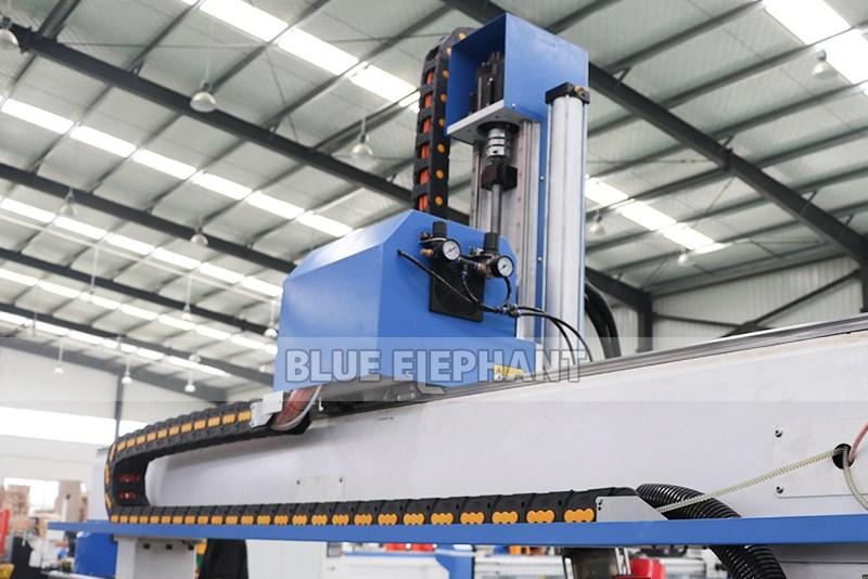 ELECNC-2030 4 Axis Linear ATC CNC Дереворежущий станок (2)
