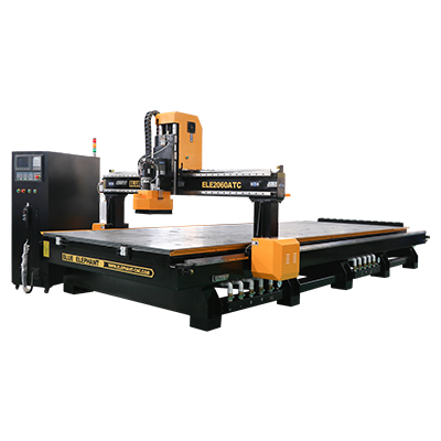 ELECNC-2060 Linear ATC CNC Machine with HSD aggregate head (2)