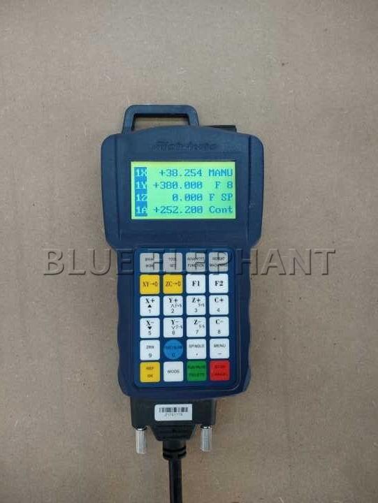 Cómo configurar la pieza de trabajo Punto cero en el sistema de control DSP B18
