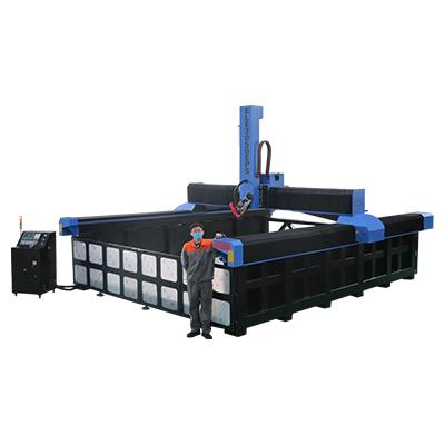 Máquina de espuma 3050 EPS de alta calidad con dispositivo rotatorio (14)