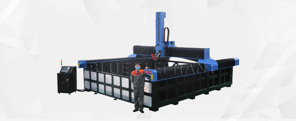 آلة عالية الجودة 3050 EPS رغوة مع جهاز دوارة