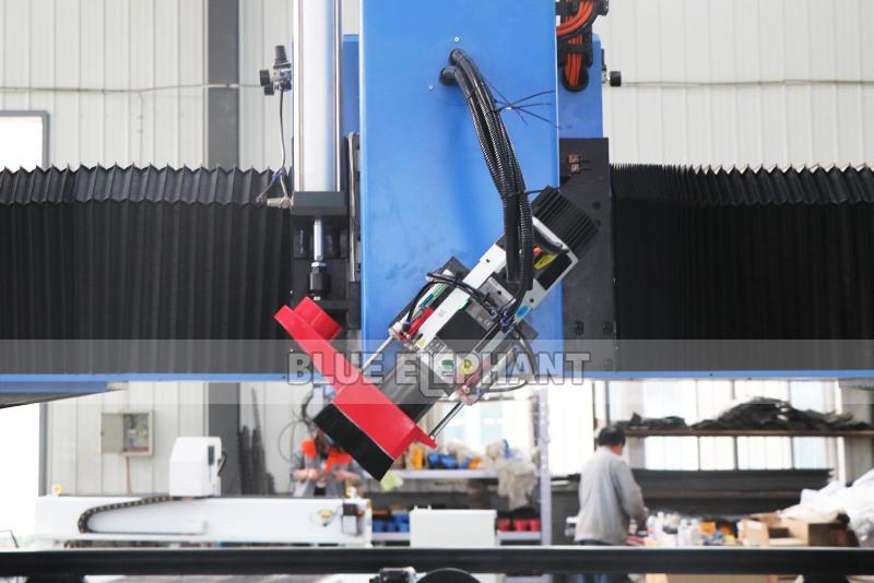 آلة رغوة 3050 EPS عالية الجودة مع جهاز دوارة (2)