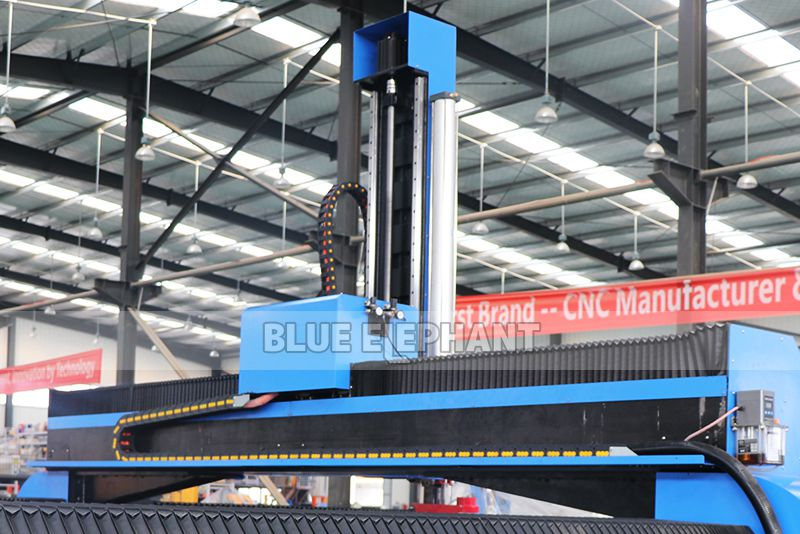آلة رغوة 3050 EPS عالية الجودة مع جهاز دوارة (3)