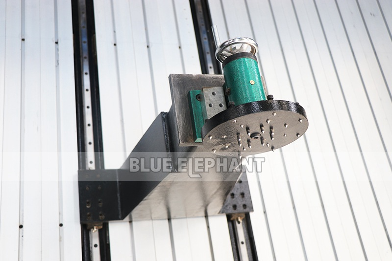 آلة رغوة 3050 EPS عالية الجودة مع جهاز دوارة (5)