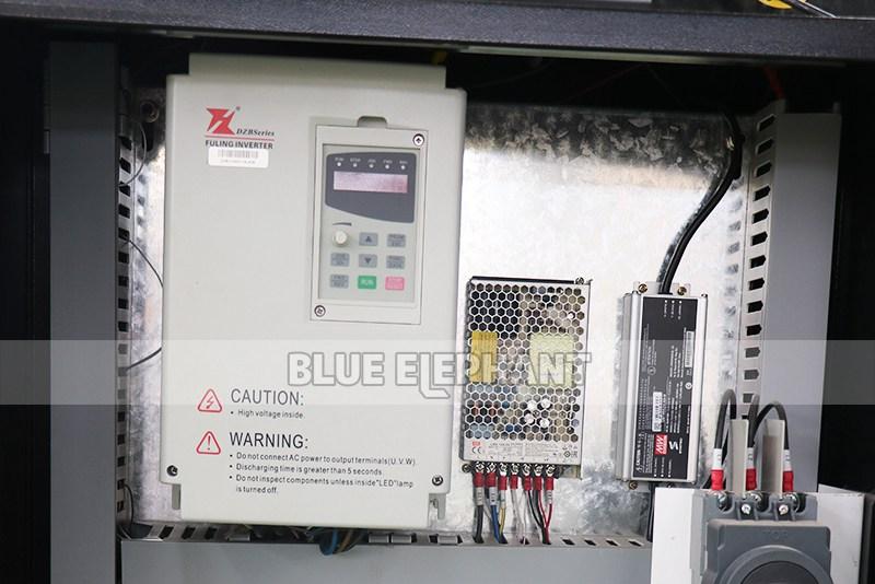 آلة رغوة 3050 EPS عالية الجودة مع جهاز دوارة (7)