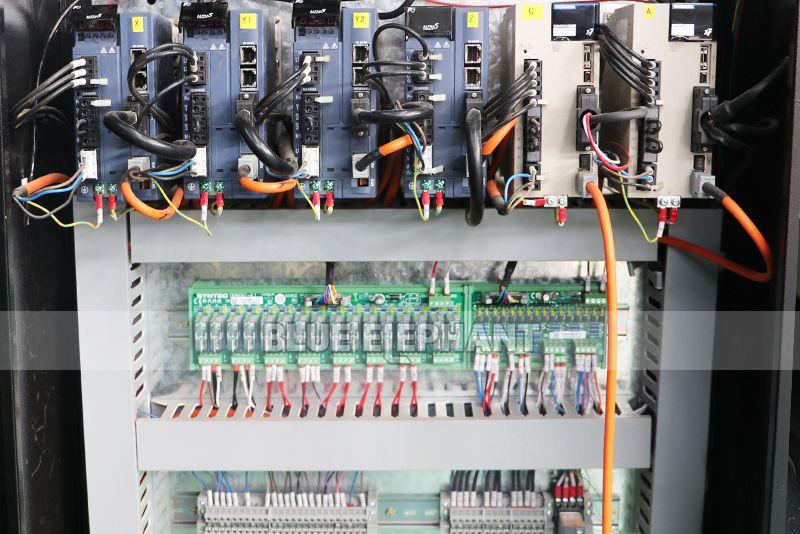 آلة رغوة 3050 EPS عالية الجودة مع جهاز دوارة (8)