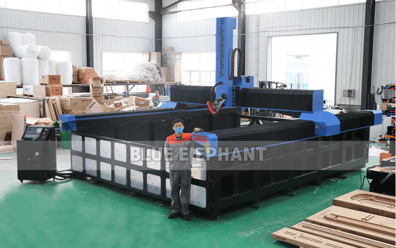 New Arrival High Quality 3050 EPS Foam Machine with Rotary Device (1)