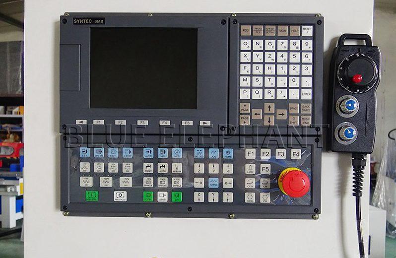 كيفية قياس طول (ارتفاع) أداة في نظام التحكم 6MB Syntec