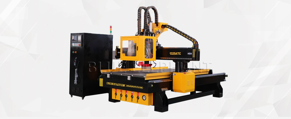 1325 atc cnc cutter woodworking machinery with drilling holes (6)