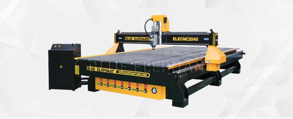 Chinesische CNC-Maschine 2040 Holzschnitzmaschinen für Holzmöbel (5)