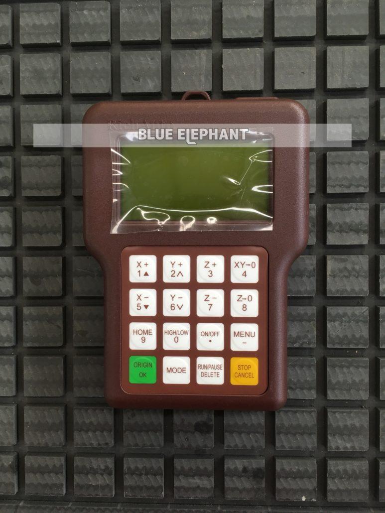 Cómo configurar el punto cero de la pieza de trabajo en el sistema de control de manija DSP A15