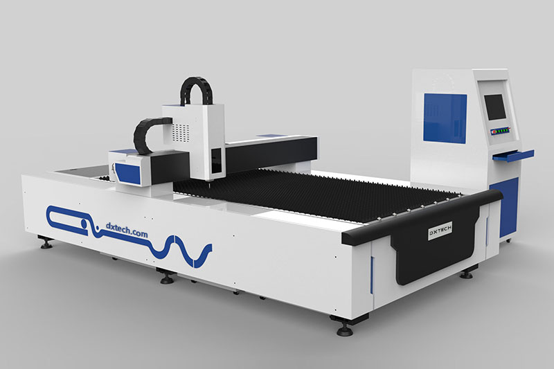 Blue Elephant 1530 Fiber Laser Cutting Machine for Stainless Steel (10)