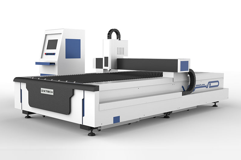 Blue Elephant 1530 Fiber Laser Cutting Machine for Stainless Steel (11)