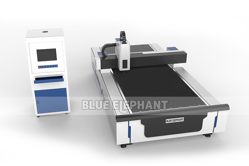Blue Elephant 1530 Fiber Laser Cutting Machine for Stainless Steel (14)
