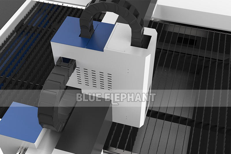 Blue Elephant 1530 Fiber Laser Cutting Machine for Stainless Steel (4)