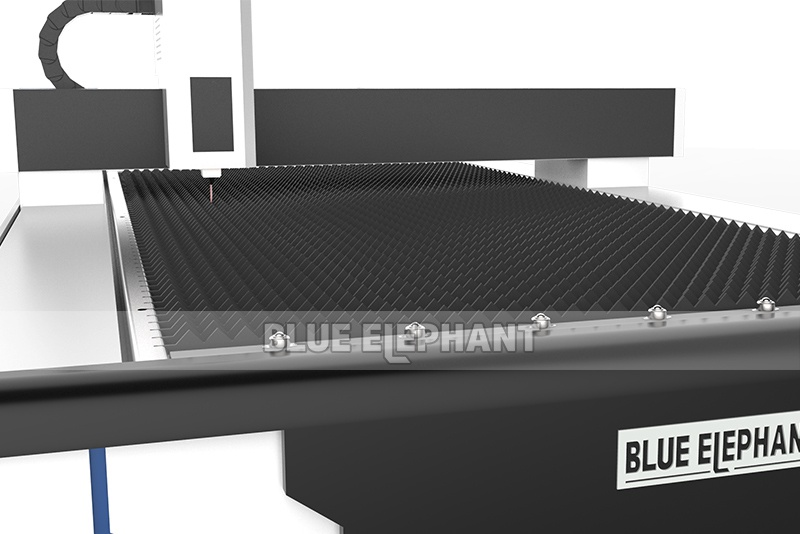 Blue Elephant 1530 Fiber Laser Cutting Machine for Stainless Steel (5)