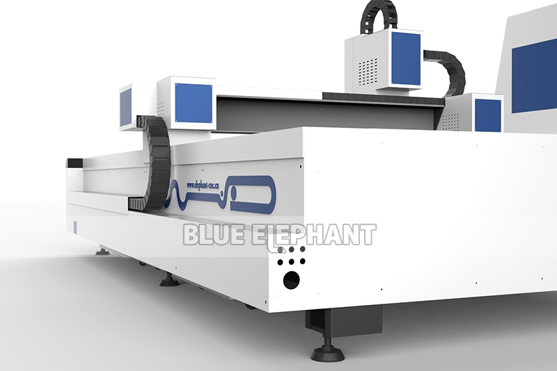 Blue Elephant 1530 Fiber Laser Cutting Machine for Stainless Steel (7)