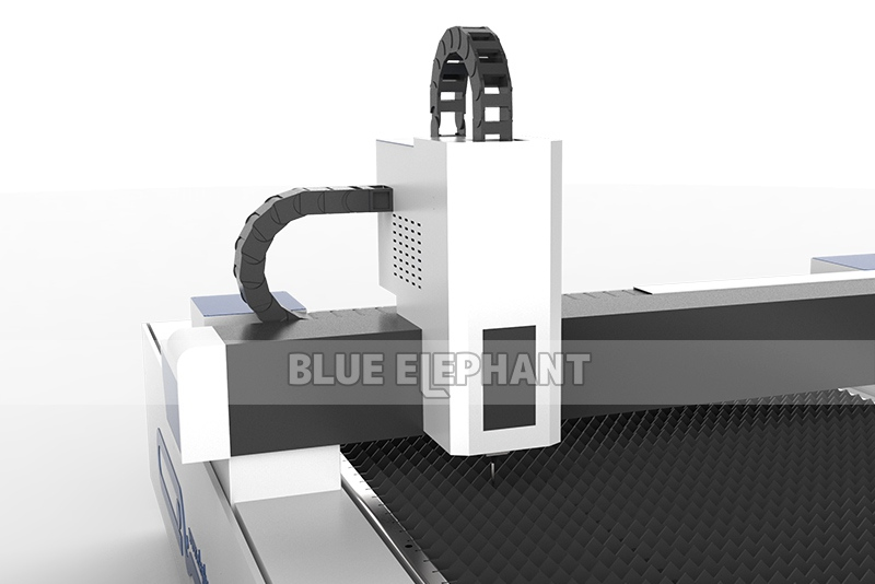 Blue Elephant 1530 Fiber Laser Cutting Machine for Stainless Steel (8)