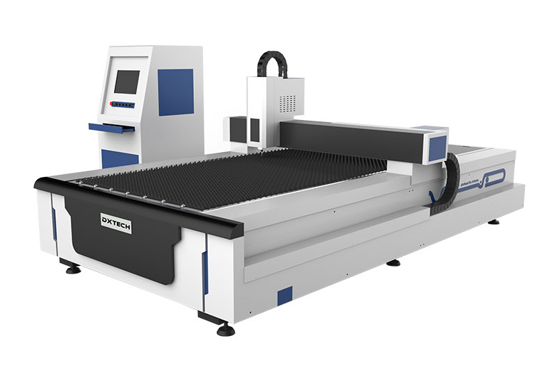 Blue Elephant 1530 Fiber Laser Cutting Machine for Stainless Steel (9)