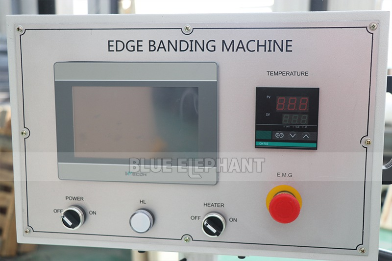 Widely Used Automatic Edge Banding Wood Working Machine for Sale (11)