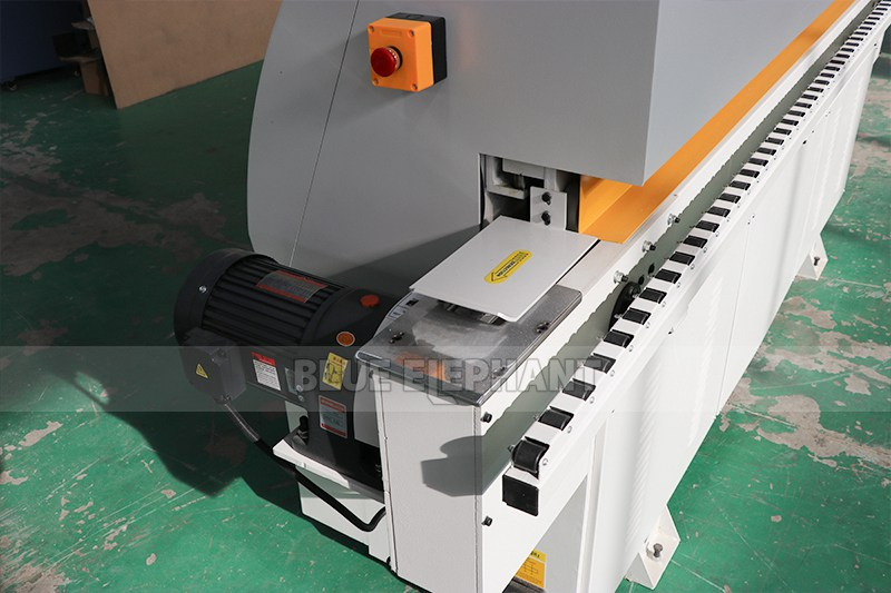 Widely Used Automatic Edge Banding Wood Working Machine for Sale (12)