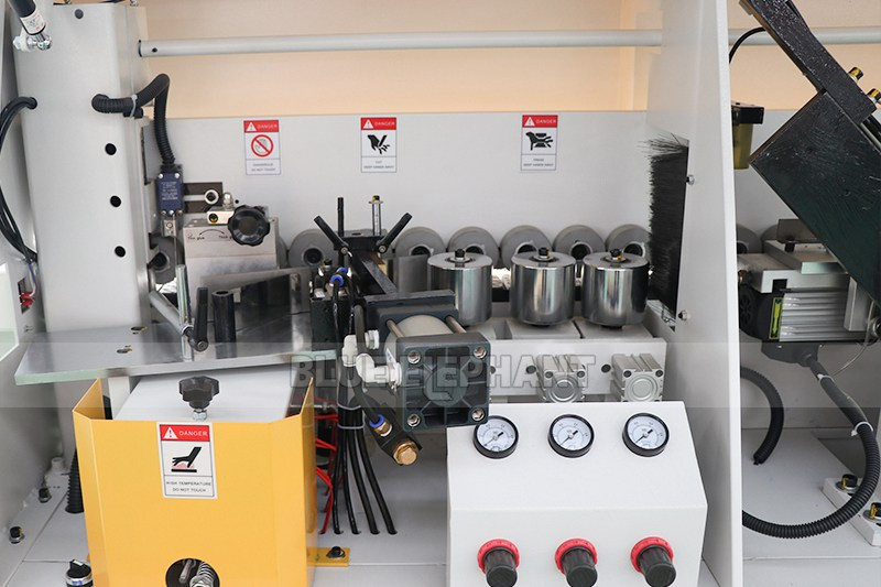 Widely Used Automatic Edge Banding Wood Working Machine for Sale (15)